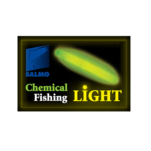 Светлячек d4.5*39мм Salmo Chemical fishing light (зеленый)