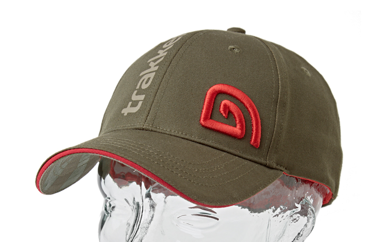 Бейсболка Trakker Flexi-Fit Icon Cap One size Хаки