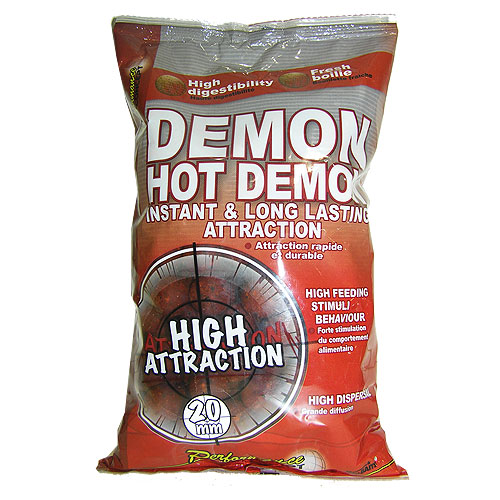 Бойлы тонущие StarBaits  Hot Demon 20мм 1 кг (Специи)