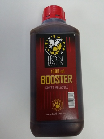 Liquid Booster Lion Baits  Molasses 1 л (Меласса)