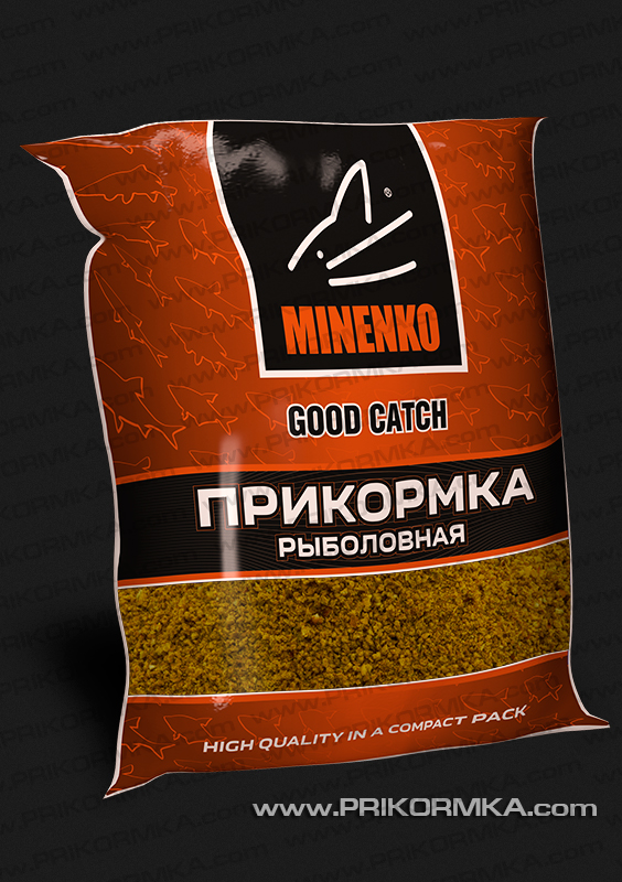 Прикормка Minenko Good Catch Plum 700 г (Слива)